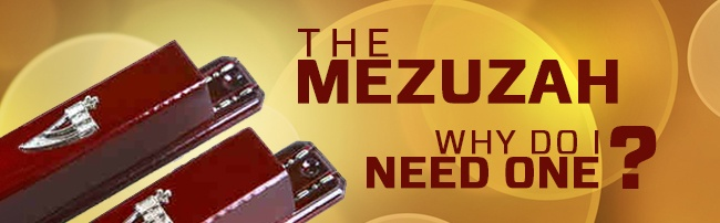 Mezuzah - Lubavitch Chabad of Northbrook